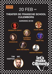 comedy talentenjacht gelderland